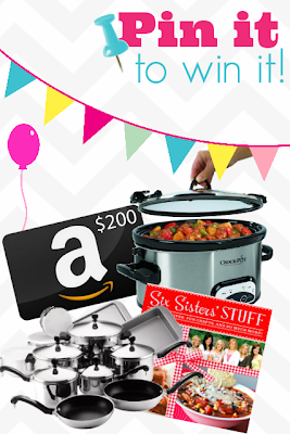 The Recipe Critic Blog Anniversary Giveaway
