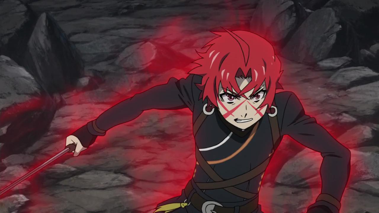 Hitsugi no Chaika: Avenging Battle Tooru Acura