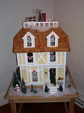 my Victorian dollhouse