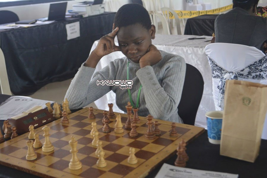 17 Year-old Ugandan Chess Player Gloria Nansubuga Secures World Title At World Chess Olympiad