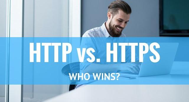 HTTP Adalah Gerbang Untuk Menjuju HTTPS