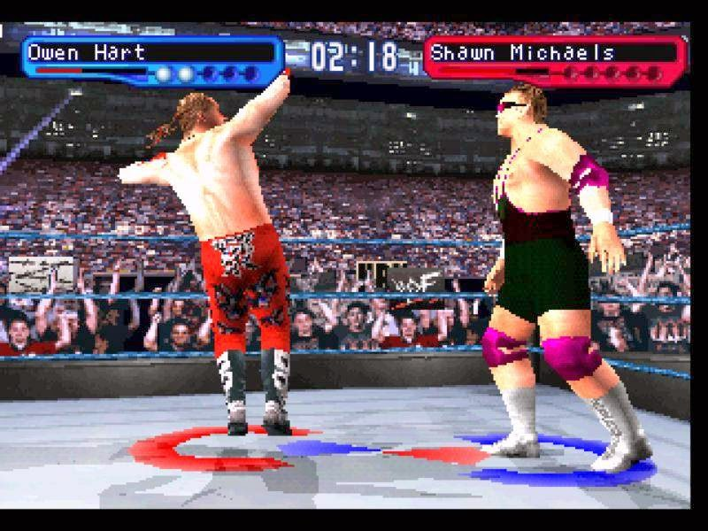WWF Smackdown 2 Know Your Role Apk Data Free Download