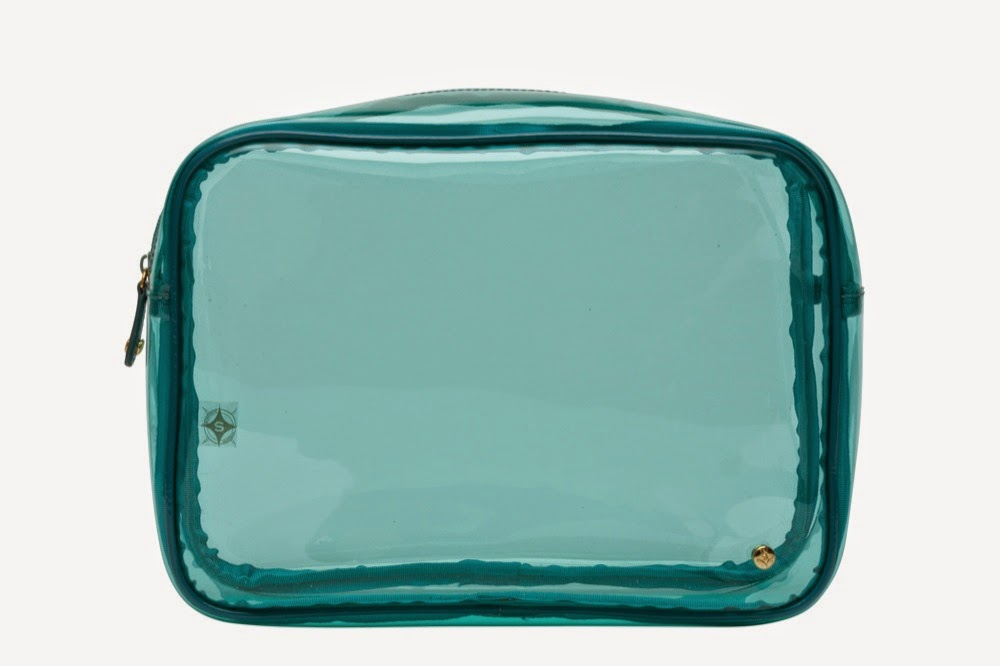 Stephanie-Johnson-Miami-Teal-Jumbo-Zip-Bag