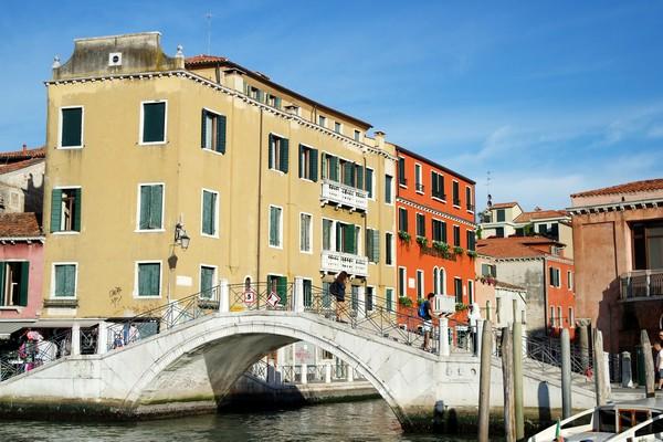 venise italie grand canal vaporetto
