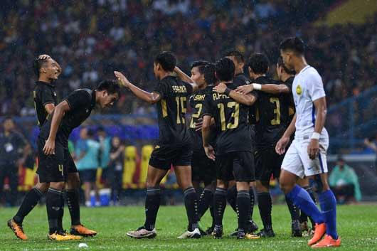 Sai lầm chết người khiến U22 Malaysia mất HCV
