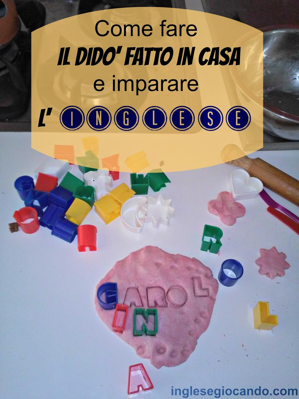Come fare il did fatto in casa e imparare l 39 inglese con - Come fare profumi in casa ...