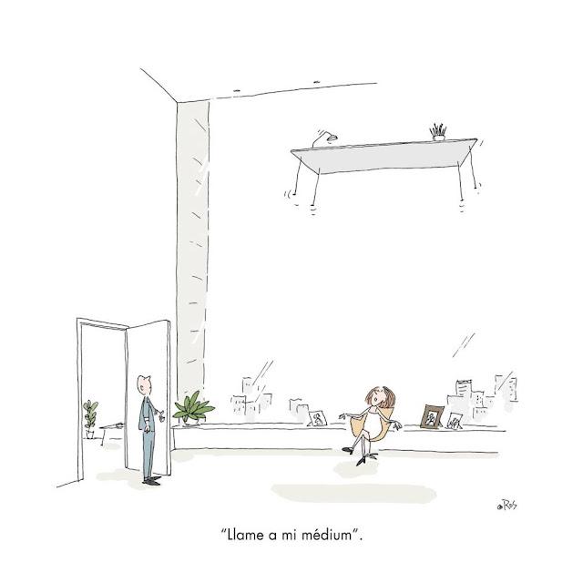 Humor en cápsulas para hoy jueves, 7 de septiembre