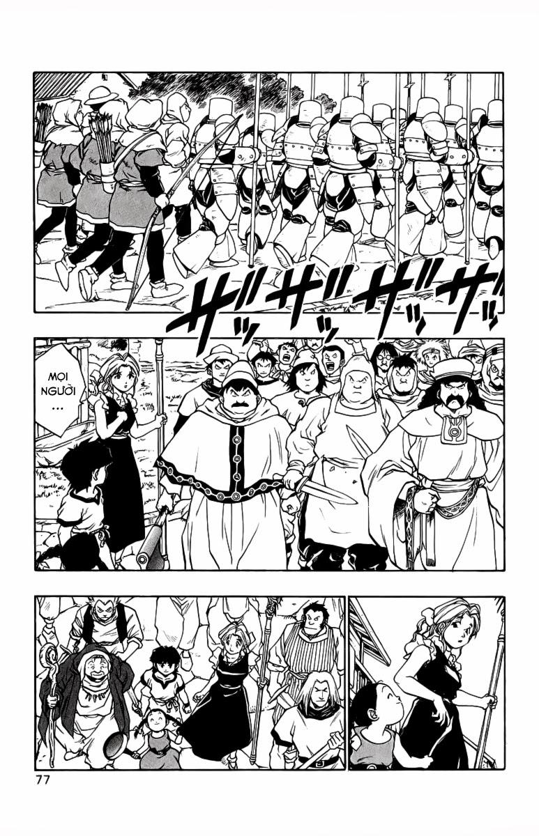 Dragon Quest: Emblem of Roto chapter 31 trang 25