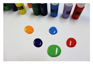 Cara Membuat Kerajinan Tangan Yang Mudah, Lukisan Anak 2