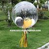 Balon Latex Transparan 18 Inchi