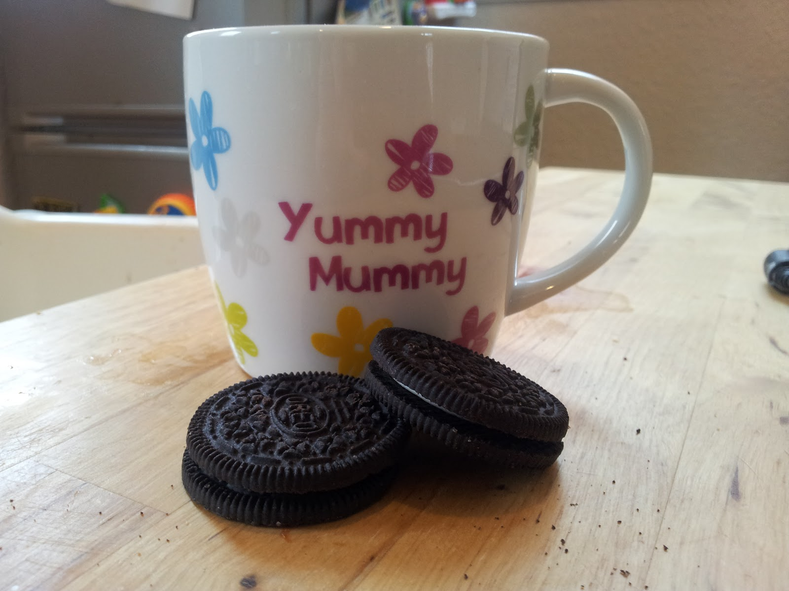 Not Even a Bag of Sugar: Mother's Day Thoughts