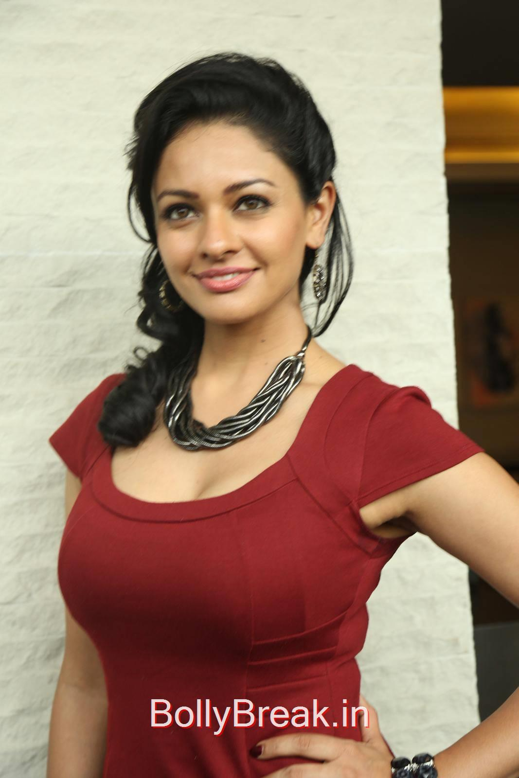 Pooja Kumar Photo Gallery, Hot HD Images of Pooja Kumar from Uttama Villain Movie Release Date Press Meet