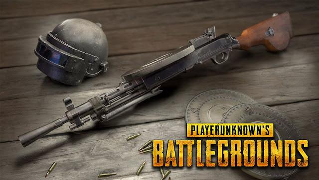 اقوى اسلحة لعبة ببجي