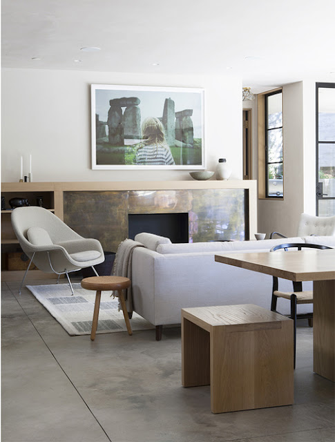 Rustic Canyon by Disc Interiors