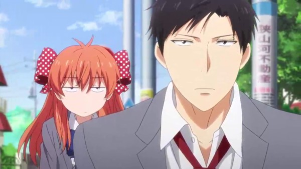 Monthly Girls' Nozaki Kun Temporada 1 Completa HD 720p Latino Dual