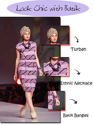 Look Chic with Batik
