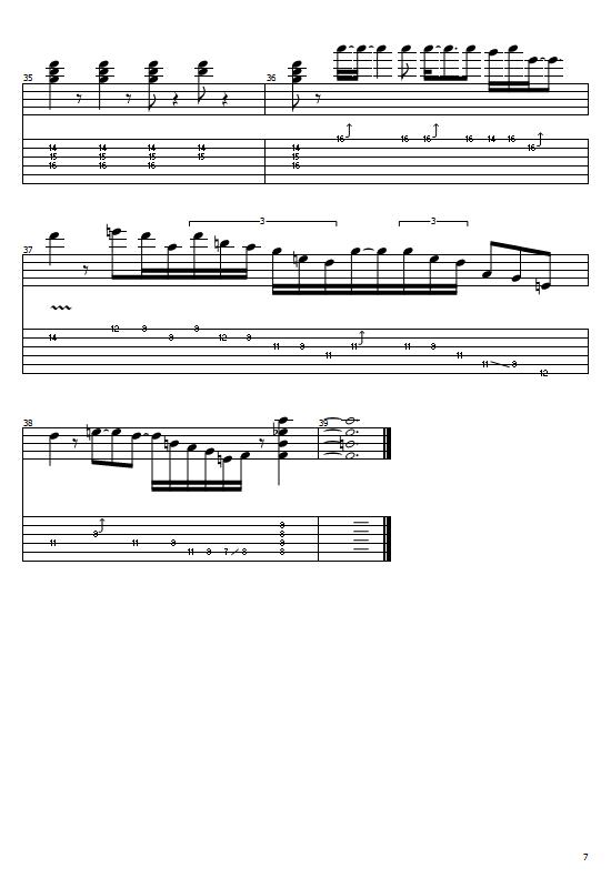 My Mood Tabs B.B. King - How To Play My Mood - B.B. King On Guitar Tabs & Sheet Online