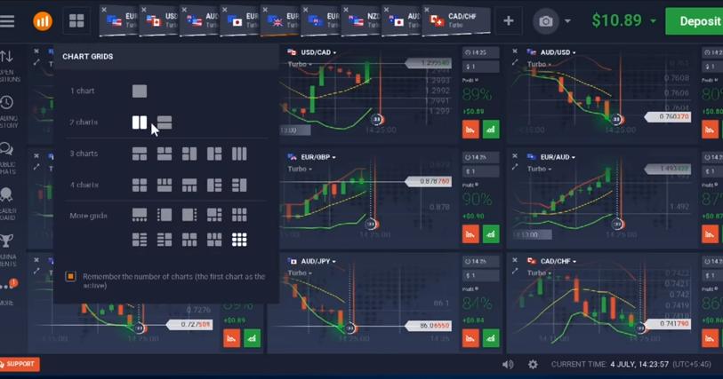Iq option binary trading tricks