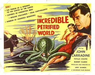 Película El increíble mundo petrificado Online