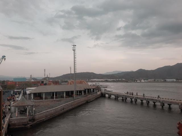 pelabuhan bima NTB