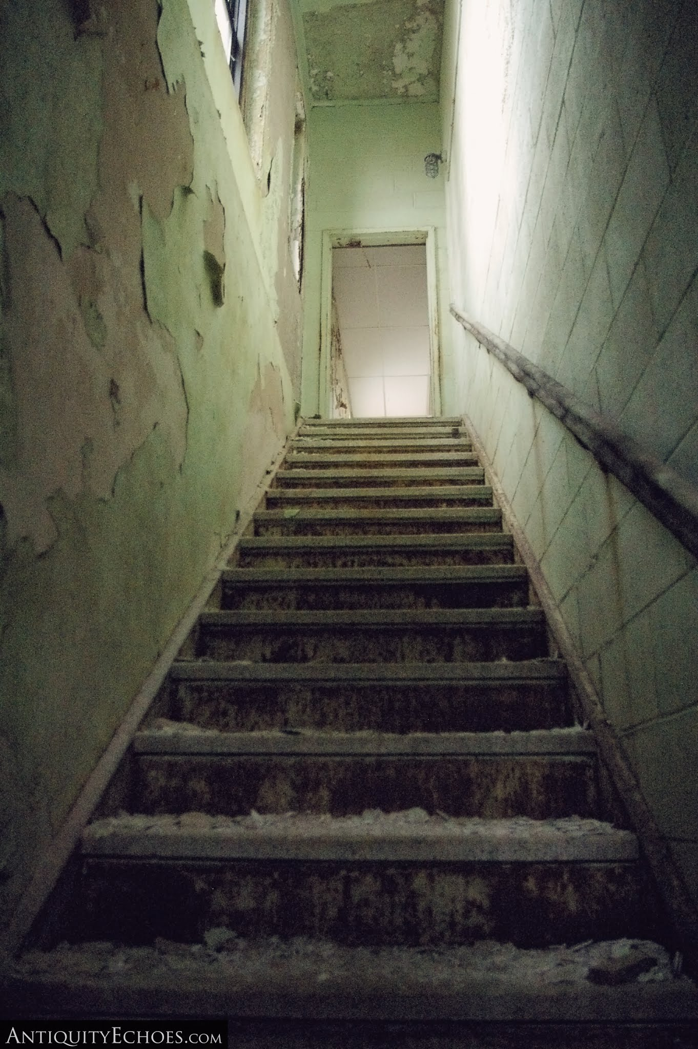 Overbrook Asylum - From the Tunnels
