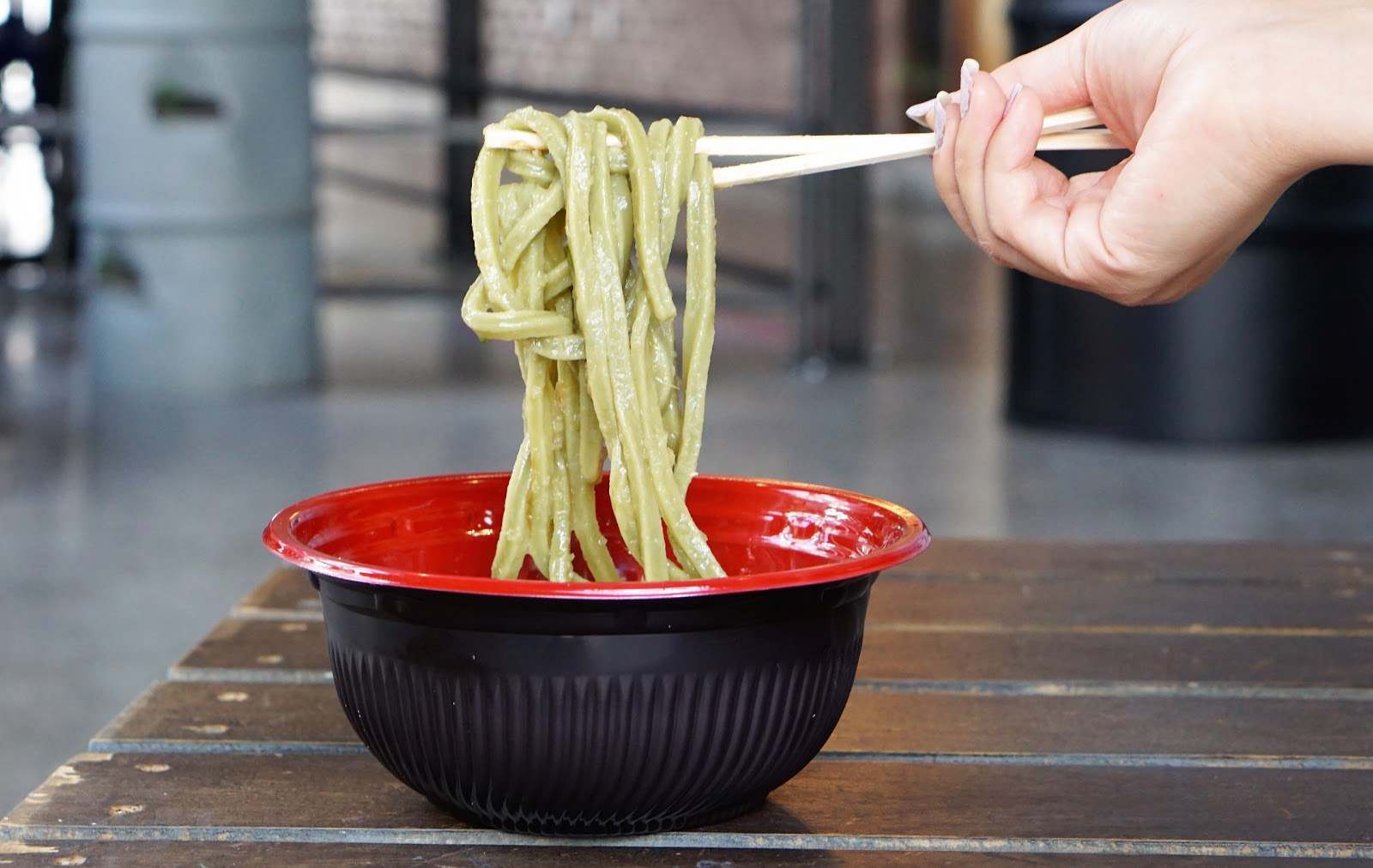 [GIVEAWAY] Tsurumaru Udon in Los Angeles Now Adds Matcha Udon To Their Menu