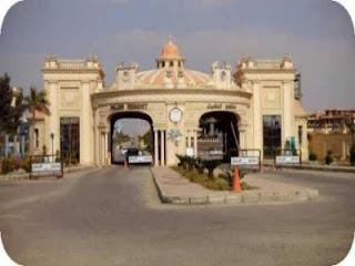 شقة للايجار بكمبوند النخيل التجمع الاول  القاهرة الجديدة 250 متر سوبر لوكس دور ثانى
