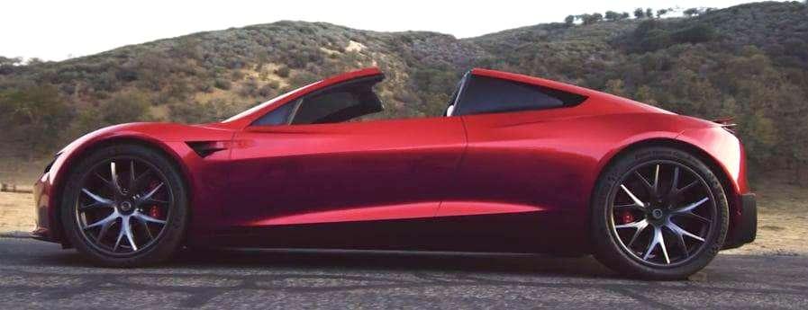 Tesla Roadster Sanggup Berhadapan Dengan Bugatti Chiron Rindi Tech