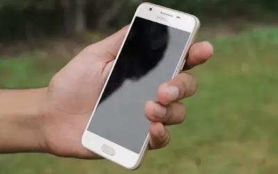 Bí kíp xử lý màn hình Samsung J7 Prime bị đen