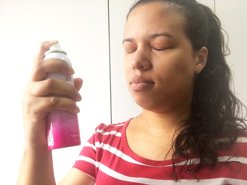 Testei! Água Termal da Ruby Rose