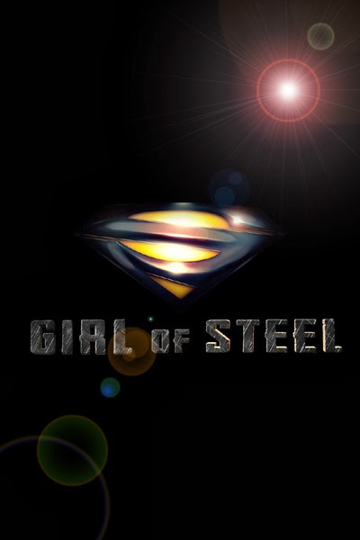 Girl Of Steel Logo