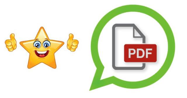 வாட்ஸ்அப் PDF