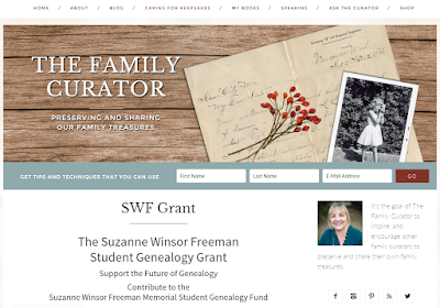 Student Genealogy Grant Applications Invited