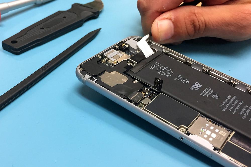 Thay pin iphone chính hãng ở đâu