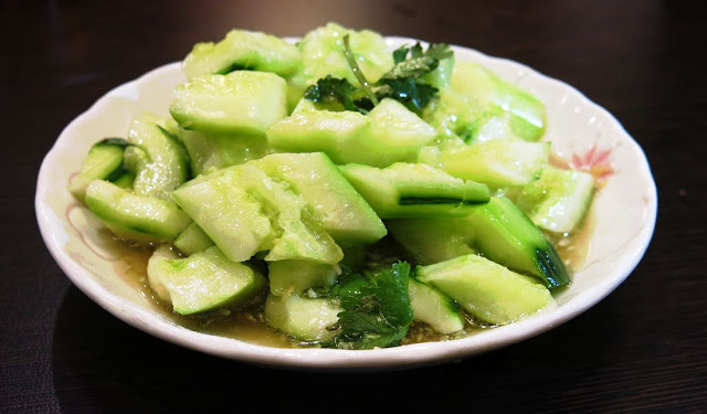 ShanDong Mama, sweet and sour cucumber