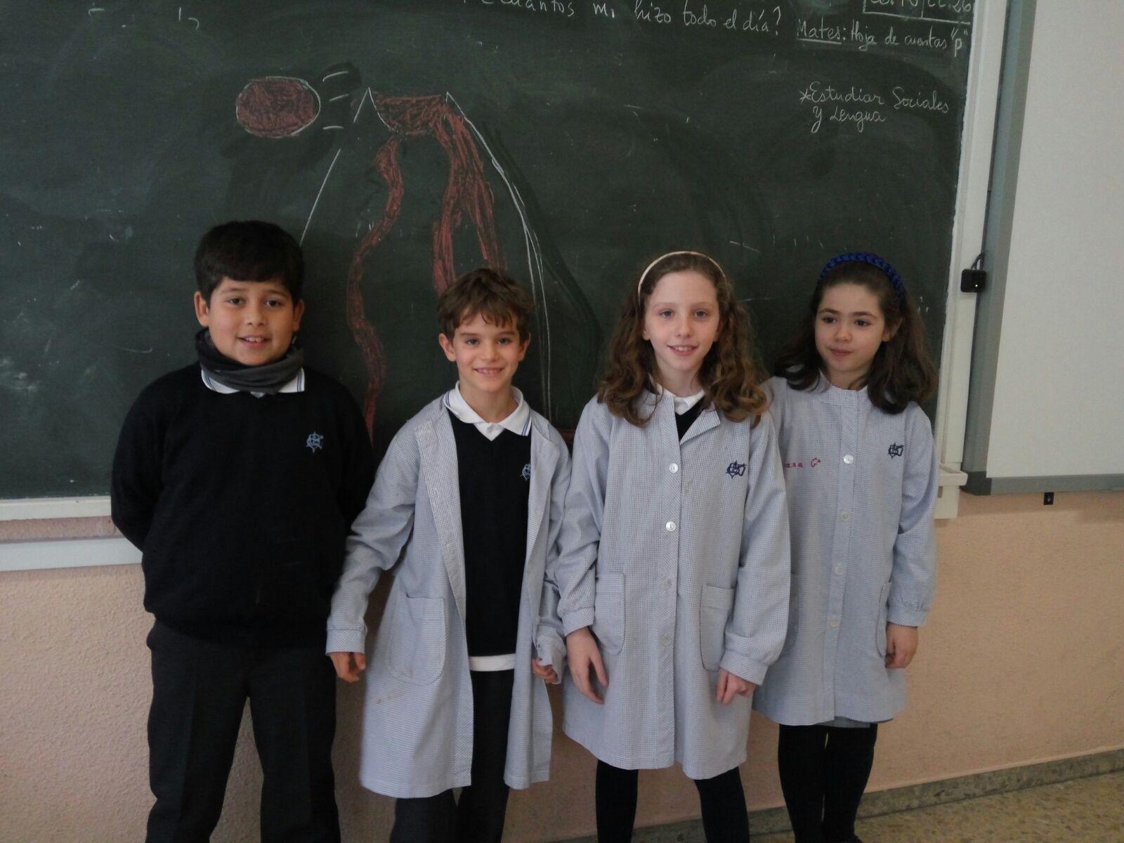 Agustinas Valladolid 2017 - Primaria 4 - English Grammar 4