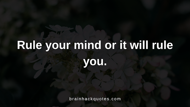 Quotes that Boost Your Mind - Brain Hack Quotes