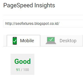 SEO Fixtures Speed
