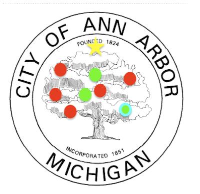 Damn Arbor: Ann Arbor City Council Preview: December 2, 2019