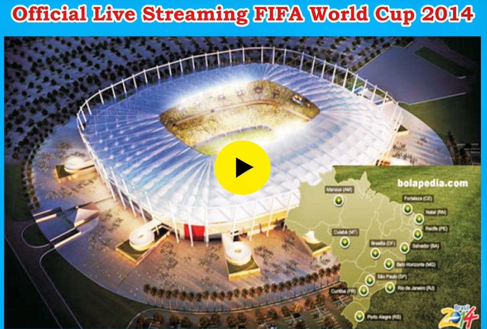 Nonton Piala Dunia Liga Champions HD Dari Android dan Laptop tanpa Software