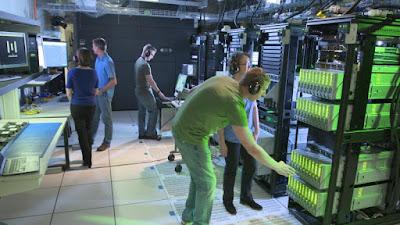 HPE con The Machine va alla sfida dei Big Data