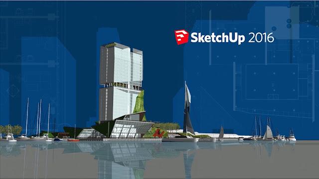 SketchUp Pro 2013,2014,2015,2016,2017 + crack + vray (FULL ...