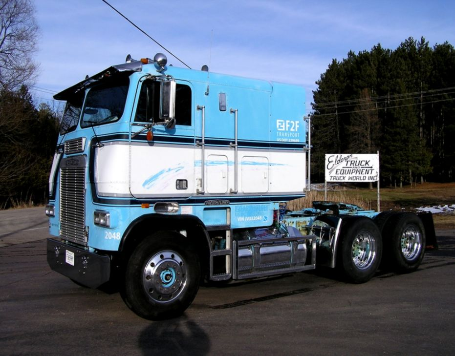 Cabover Trucks For Sale | Wallpapers Corner