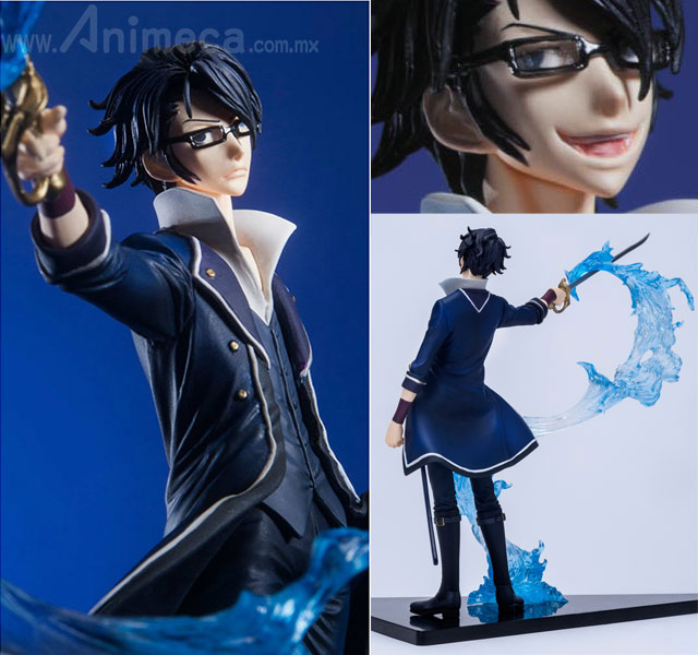 Figura Saruhiko Fushimi mensHdge technical statue No.18 K MISSING KINGS