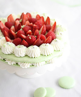 Harmonie Chantilly Cake