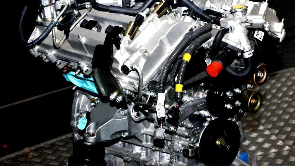 Toyota GR engine
