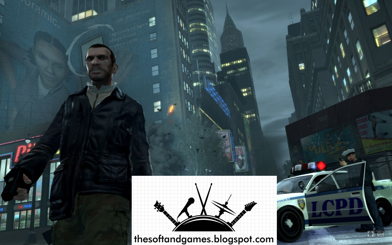 Get gta iv for pc free