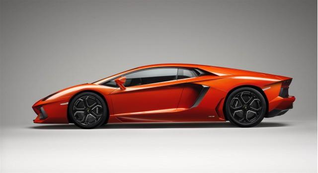 50 Gambar Mobil Lamborghini Aventador Terkeren: Gambar Transportasi : Gambar Mobil Sport Lamborghini Aventador