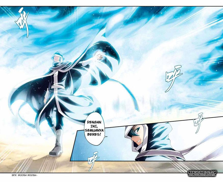 Battle Through Heaven Chapter 18-17