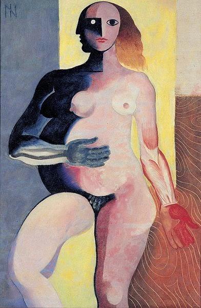 "Figura - Ismael Nery e suas pinturas ~ O ""Pintor Maldito"""